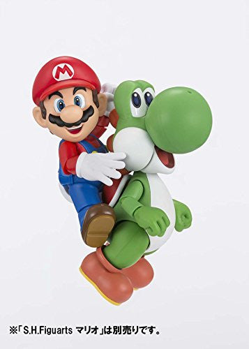 Image 5 for Super Mario Brothers - Yoshi - S.H.Figuarts (Bandai)