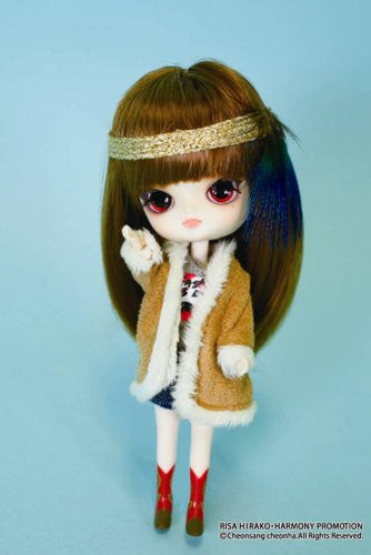 Image 2 for Hirako Risa - Pullip (Line) - Dal - Docolla - 1/9 - Vintage Rock Girl Vers. (Groove)