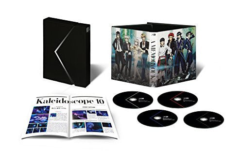 Image 2 for K Dvd Box [Limited Pressing]
