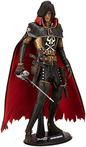 Image 1 for Space Pirate Captain Harlock - Captain Harlock - Torisan - Movie Masterpiece MMS222 - 1/6 (Hot Toys)
