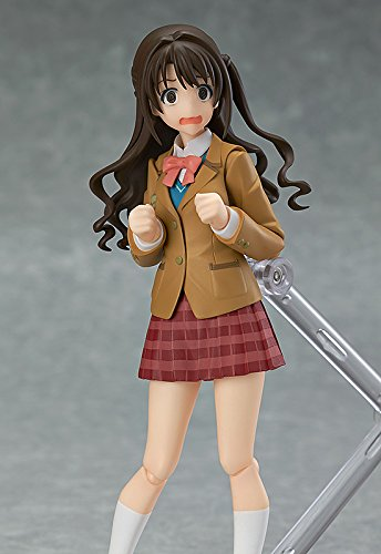 Image 6 for iDOLM@STER Cinderella Girls - Shimamura Uzuki - Figma #255 - Cinderella Project ver. (Max Factory)