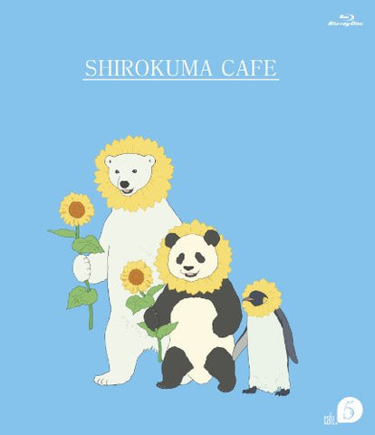 Image for Shirokuma Cafe Cafe.5