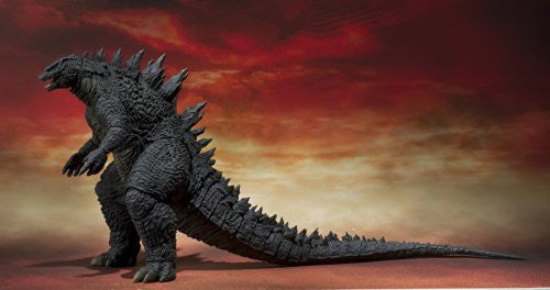 Image 2 for Godzilla (2014) - Gojira - S.H.MonsterArts (Bandai)