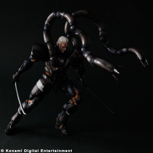 Image 7 for Metal Gear Solid 2 - Solidus Snake - Play Arts Kai (Square Enix)