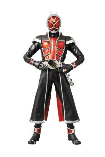 Image 11 for Kamen Rider Wizard - Project BM! #75 - 1/6 - Flame Style (Medicom Toy)