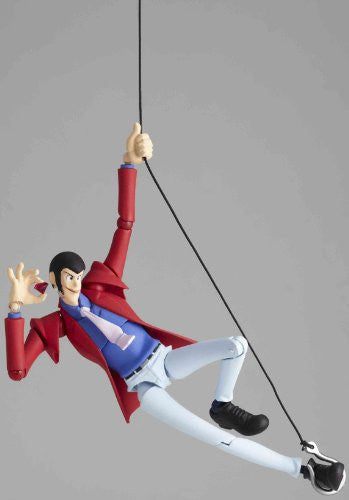 Image 2 for Lupin III - Lupin the 3rd - Revoltech - Legacy of Revoltech - No. 097 (Kaiyodo)