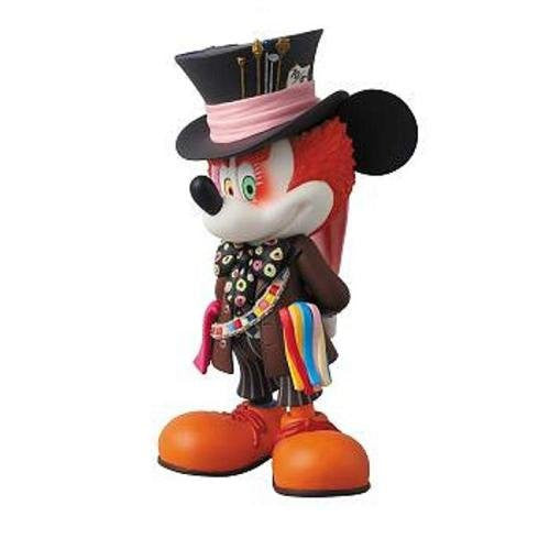 Alice in Wonderland (2010) - Mickey Mouse - Ultra Detail Figure - 149 - Mad Hatter ver. (Medicom Toy)