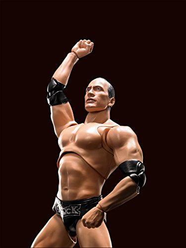 Image 5 for WWE - The Rock - S.H.Figuarts (Bandai)