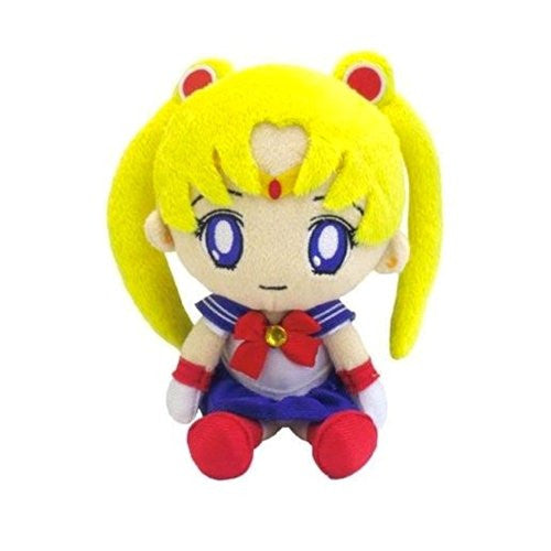 Image 1 for Bishoujo Senshi Sailor Moon - Sailor Moon - Mini Cushion - Sailor Moon Mini Plush Cushion (Bandai)