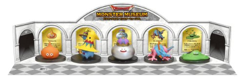 Image 1 for Dragon Quest - Metal King Slime - Dragon Quest Monster Museum - Special Set (Square Enix)