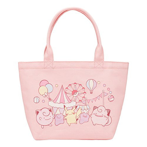 Pokemon - Pocket Monsters - Pokemon Center - Metamon Transformation Mini Tote Bag