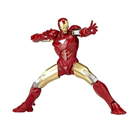 Image for Iron Man 2 - Iron Man Mark VI - Revolmini rm-003 - Revoltech (Kaiyodo)