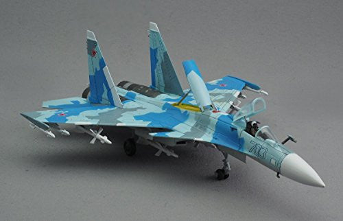 Image 8 for GiMIX Aircraft Series - AC602 - Virtual JASDF/Russian Air Force Su-27M - 1/144 (Tomytec)