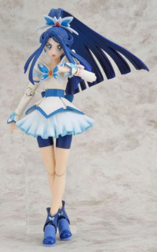 Image 2 for Yes! Precure 5 - Cure Aqua - Gutto-Kuru Figure Collection - 44 (ABC CM's Corporation Toei Animation)