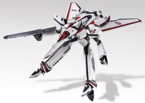 Image 8 for Macross Frontier - VF-171EX Nightmare Plus EX (Saotome Alto Custom) - DX Chogokin - 1/60 (Bandai)