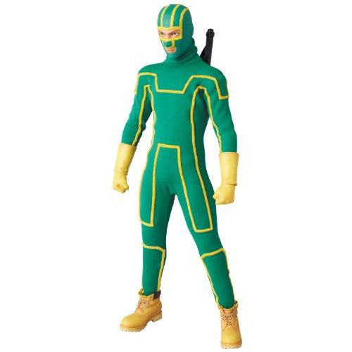 Image 2 for Kick-Ass 2 - Kick-ass - Real Action Heroes #674 - 1/6 (Medicom Toy)