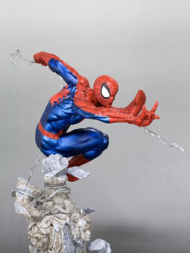 Image 10 for The Amazing Spider-Man - Spider-Man - Fine Art Statue - 1/6 (Kotobukiya)