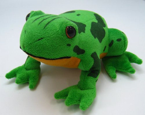 Image 2 for Jojo no Kimyou na Bouken - Phantom Blood - Talking Plush - Frog Plush (Ensky)