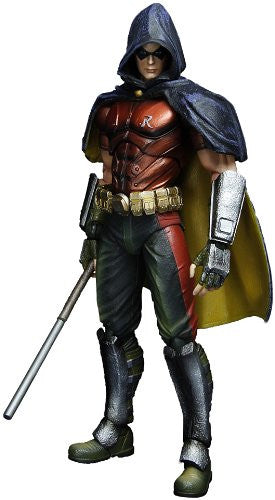 Image 1 for Batman: Arkham City - Robin - Play Arts Kai (Square Enix)
