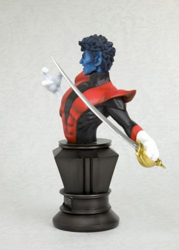 Image 7 for X-Men - Nightcrawler - Fine Art Bust - Classic Chapter Ver. (Kotobukiya)