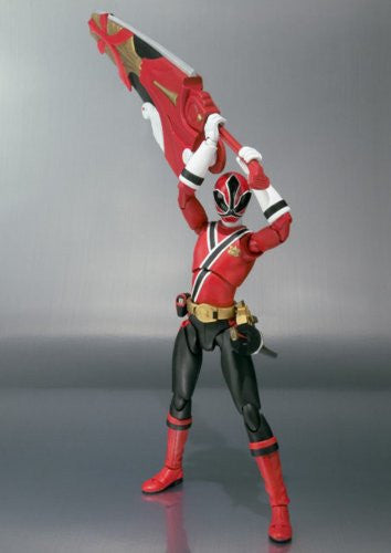 Image 3 for Samurai Sentai Shinkenger - Shinken Red - S.H.Figuarts (Bandai)