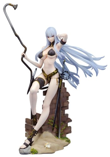 Image 1 for Senjou no Valkyria: Gallian Chronicles - Selvaria Bles - 1/7 - Swimsuit ver. (Alter)