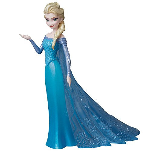 Image 1 for Frozen - Elsa - Ultra Detail Figure No.258 (Medicom Toy)