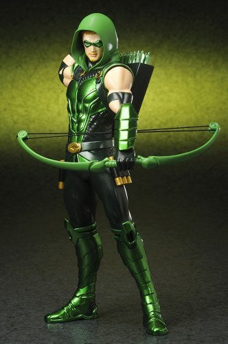 Image 2 for Justice League - Green Arrow - DC Comics New 52 ARTFX+ - 1/10 (Atelier Bamboo, Kotobukiya)