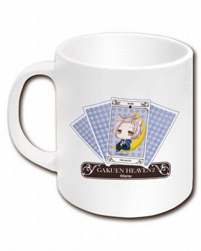 Image 2 for Gakuen Heaven 2 ~DOUBLE SCRAMBLE! ~ - Minase Arata - Mug G (Toy's Planning)