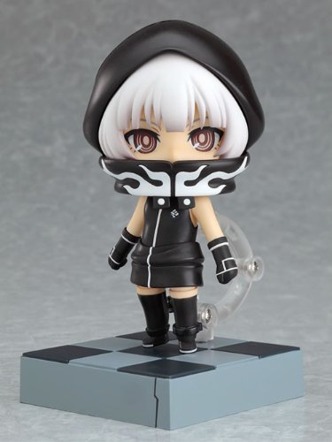Image 5 for Black ★ Rock Shooter - Strength - Nendoroid - 166 (Good Smile Company)