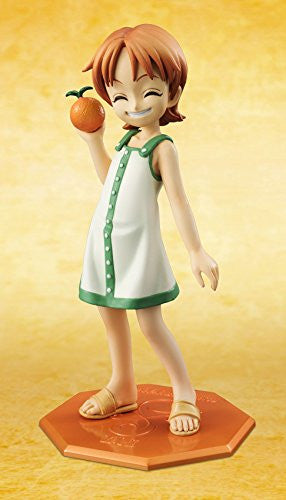 Image 3 for One Piece - Nami - Excellent Model - Portrait Of Pirates MILD - 1/8 - CB-R2 (MegaHouse)