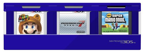Image 2 for Candybar for Nintendo 3DS [Blue Berry Version]