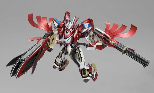 Image 6 for Ginga Kikoutai Majestic Prince - AHSMB-005 RED FIVE - Variable Action (MegaHouse)