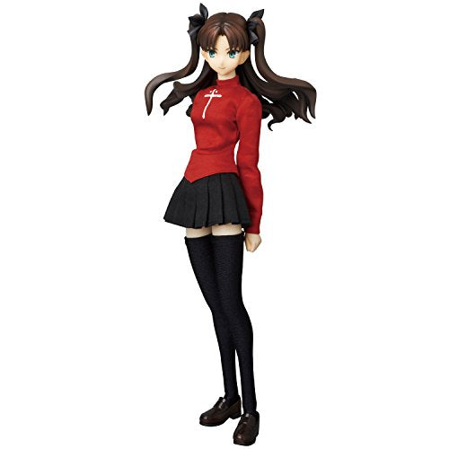 Image 2 for Fate/Stay Night - Tohsaka Rin - Real Action Heroes #692 - 1/6 (Medicom Toy)