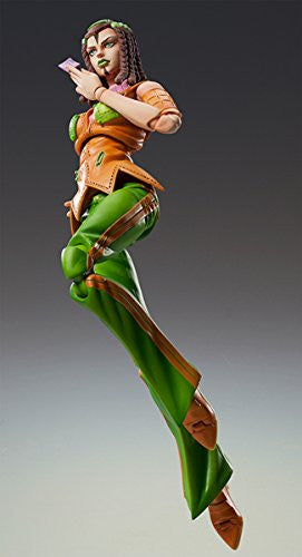 Image 3 for Jojo no Kimyou na Bouken - Stone Ocean - Hermes Costello - Super Action Statue #73 (Medicos Entertainment)