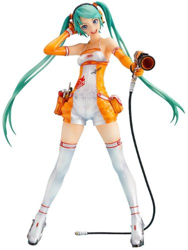 Image 1 for GOOD SMILE Racing - Hatsune Miku - 1/8 - Racing 2010 (Good Smile Company)