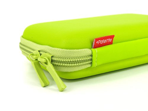 Image 5 for Palette Semi Hard Pouch for 3DS (Lime Green)