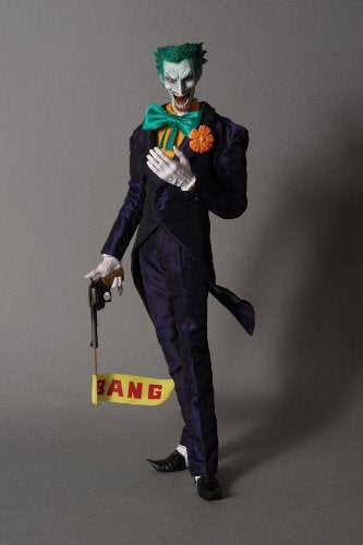 Image 1 for Batman - Joker - Real Action Heroes #593 - 1/6 - Batman Hush Version (Medicom Toy)