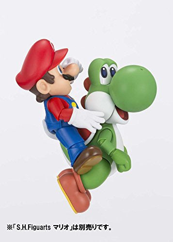 Image 7 for Super Mario Brothers - Yoshi - S.H.Figuarts (Bandai)