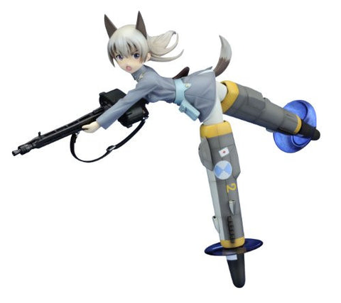 Image for Strike Witches - Eila Ilmatar Juutilainen - 1/8 (Kotobukiya)