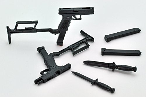 Image 11 for Little Armory LA028 - Glock 17, 18C - 1/12 (Tomytec)