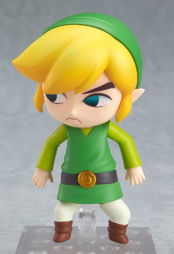 Image 6 for Zelda no Densetsu: Kaze no Takt - Link - Nendoroid #413 (Good Smile Company)