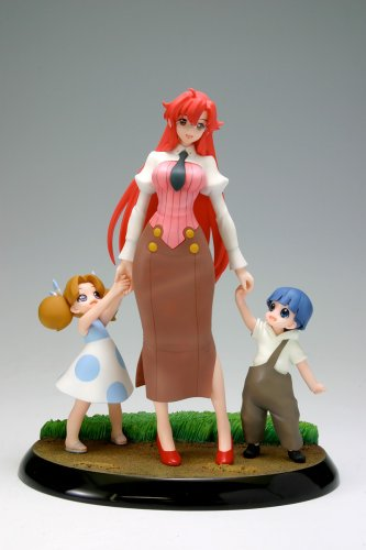 Image 2 for Tengen Toppa Gurren-Lagann - Yomako Sensei - Dream Tech - 1/8 - With Nakimu and Maosha (Wave)