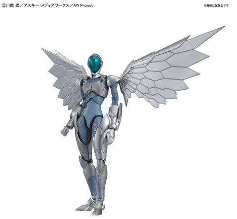 Image for Accel World - Silver Crow - Figure-rise 6 (Bandai)