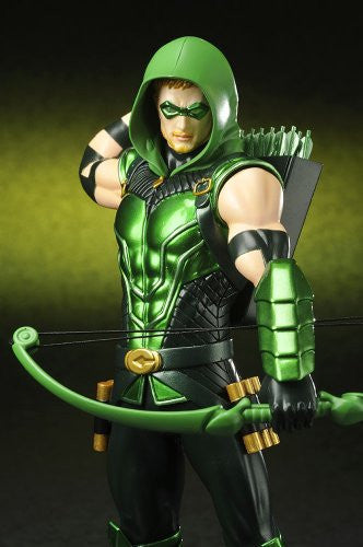 Image 6 for Justice League - Green Arrow - DC Comics New 52 ARTFX+ - 1/10 (Atelier Bamboo, Kotobukiya)