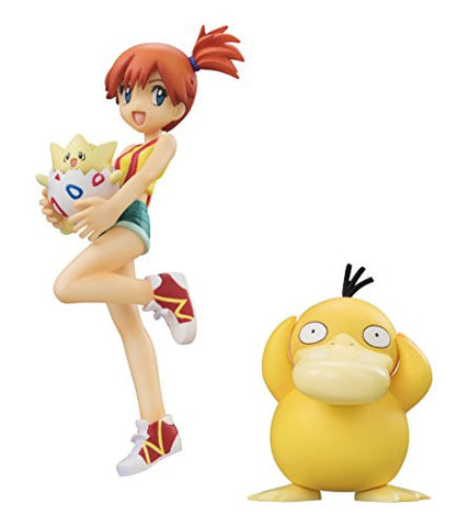 Image for Pocket Monsters - Kasumi - Koduck - Togepii - G.E.M. (MegaHouse)