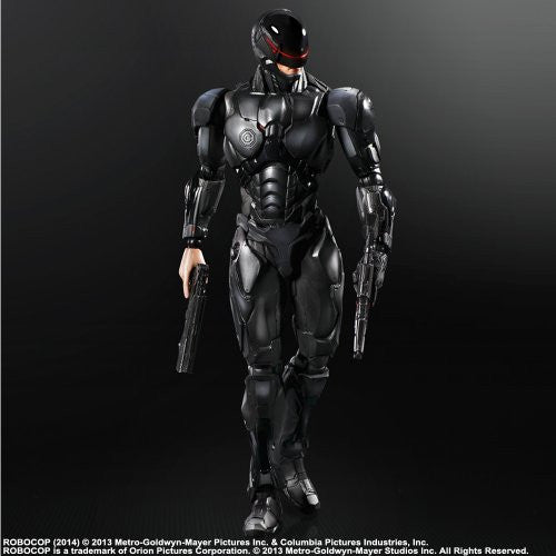 Image 4 for RoboCop - Play Arts Kai - 3.0 (Square Enix)