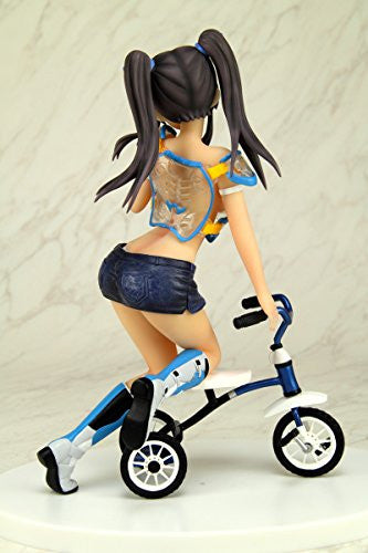Image 2 for Original Character - Daydream Collection Vol.15 - Tri-cycle Racer - 1/7 - Candy Blue ver. (Lechery)