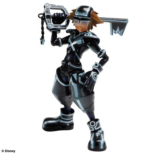 Image 1 for Kingdom Hearts 3D: Dream Drop Distance - Sora - Play Arts Kai - TRON: Legacy ver. (Square Enix)