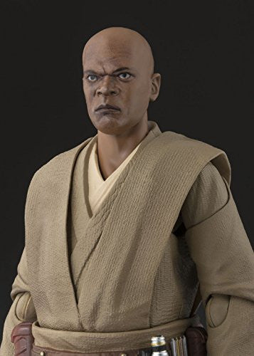 Image 3 for Star Wars - Mace Windu - S.H.Figuarts (Bandai)